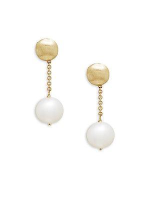 Marco Bicego 18k Yellow Gold Drop Earrings