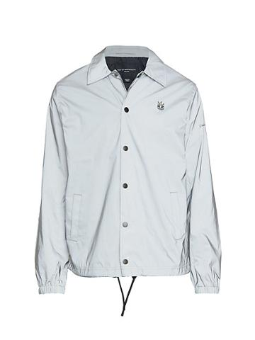 Cult Of Individuality Coaches Reflective Jacket