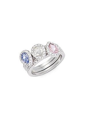 Christie Swarovski Crystal Ring