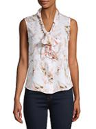 Calvin Klein Printed Sleeveless Top
