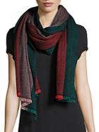 Bajra Colorblock Wool Scarf