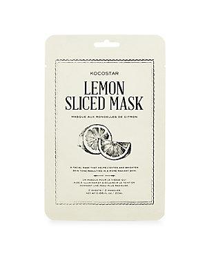 Kocostar Lemon Sliced Face Mask