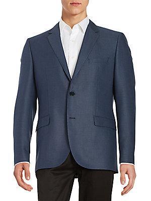 Hugo Boss Jeys Textured Blazer