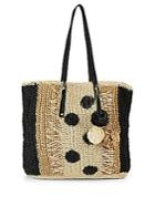 Tommy Bahama Straw Tote