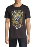 Cult Of Individuality Punk You Crew Cotton Tee