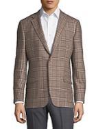 Hickey Freeman Plaid Jacket