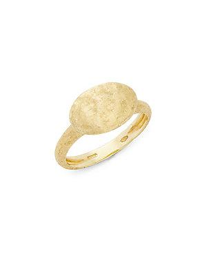 Marco Bicego Siviglia 18k Yellow Gold Solitaire Ring