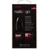 Nail Bliss Nails To Go Coffin
