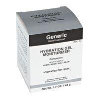 Generic Value Products Advanced Hydration Gel Moisturizer
