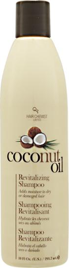Hair Chemist Coconut Oil Revitalizing Shampoo