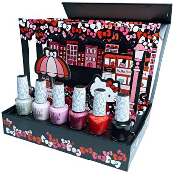 Opi Hello Kitty Collectors Edition
