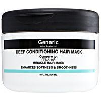 Generic Value Products Deep Conditioning Hair Mask