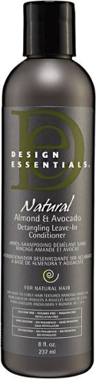 Design Essentials Almond & Avocado Detangling Leave In Conditioner