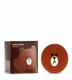 Missha Line Friends Brown Magic Cushion