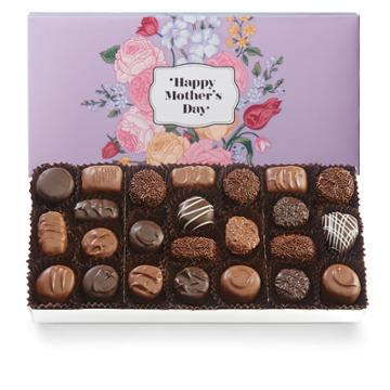 See's Candies Mother's Day Soft Centers - 1 Lb