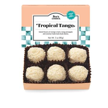 See's Candies Tropical Tango - 3 Oz