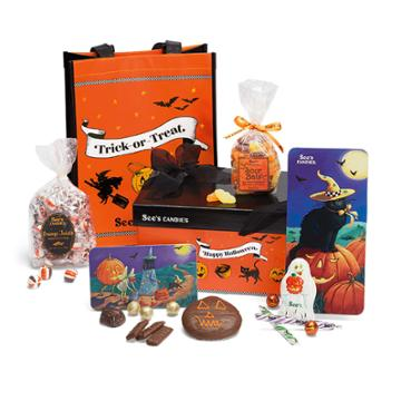 See's Candies Sweet And Spooky Gift Pack - 1 Lb 15 Oz