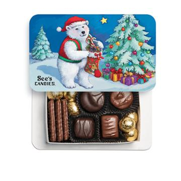 See's Candies North Pole Delights - 4.8 Oz