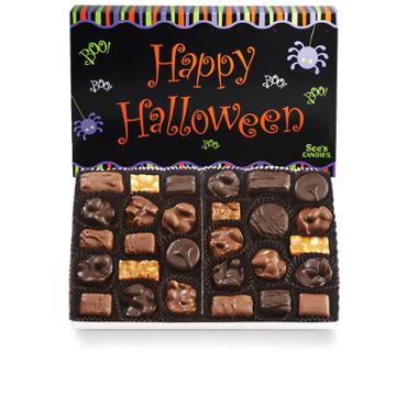 See's Candies Happy Halloween Nuts & Chews - 2 Lb