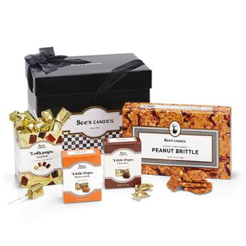 See's Candies Summer Gift Pack - 2 Lb 8 Oz