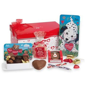 See's Candies Lotsa Love Gift Pack - 1 Lb 9 Oz