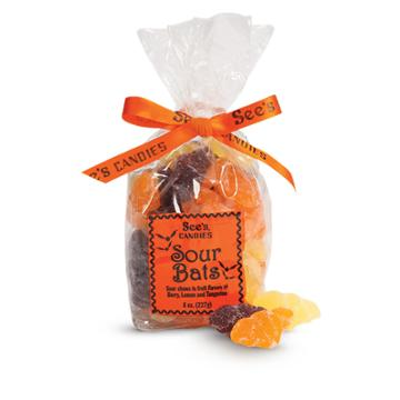 See's Candies Sour Bats - 8 Oz