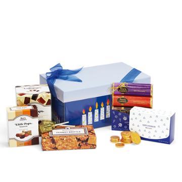 See's Candies Hanukkah Gift Pack - 1 Lb 15 Oz