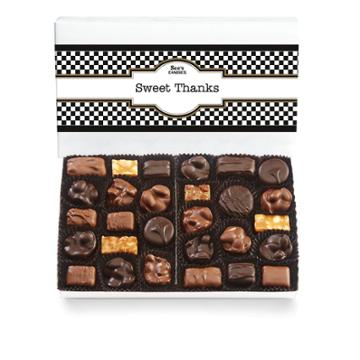 See's Candies Thank You Box Nuts & Chews - 1 Lb