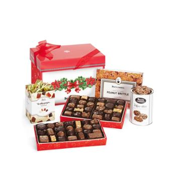 See's Candies Holiday Traditions Gift Pack - 4 Lb 2 Oz