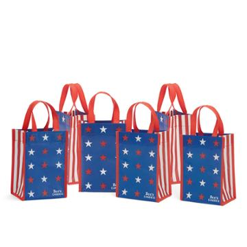 See's Candies Patriotic Treat Bags - 6 Pack