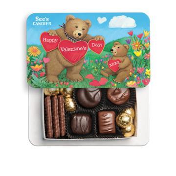 See's Candies Bear-y Sweet Box - 4.8 Oz