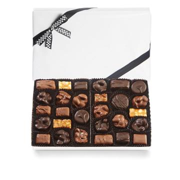 See's Candies Nuts & Chews With Black & White Bow - 1 Lb