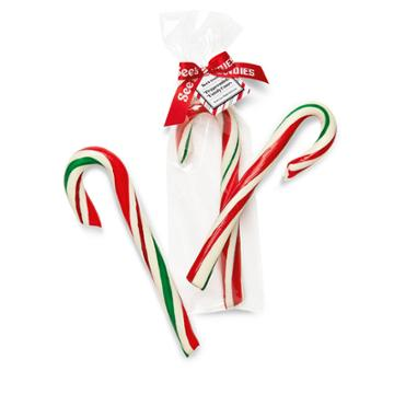 See's Candies Peppermint Candy Canes - 3 Pack