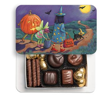 See's Candies Trick Or Treat Box - 4.8 Oz