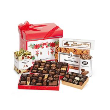 See's Candies Festive Ornaments Gift Pack - 6 Lb