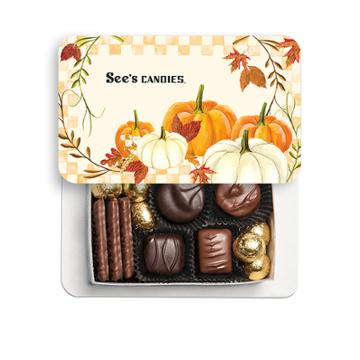 See's Candies Sweet Harvest Box - 4.8 Oz