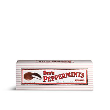 See's Candies Assorted Peppermints - 8 Oz