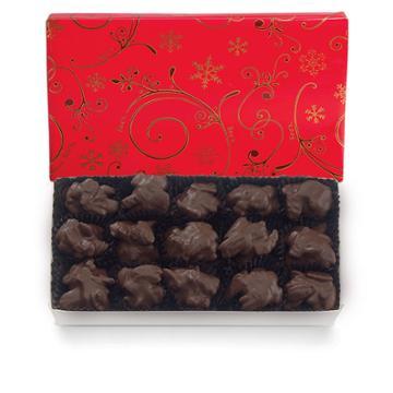 See's Candies Dark Pecan Buds - 1 Lb