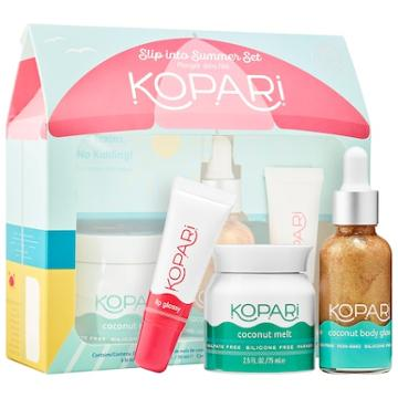 Kopari Slip Into Summer Set