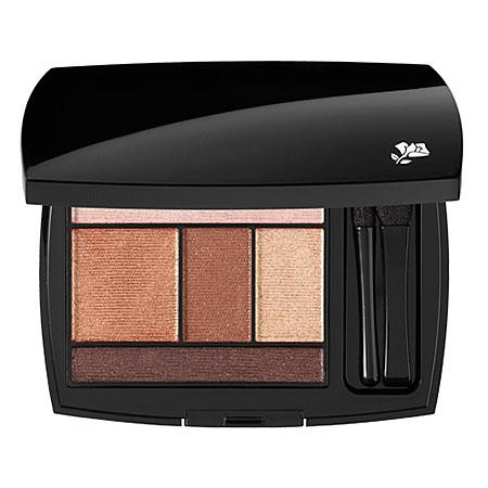 Lancome Color Design 5 Shadow & Liner Palette Bronze Amour