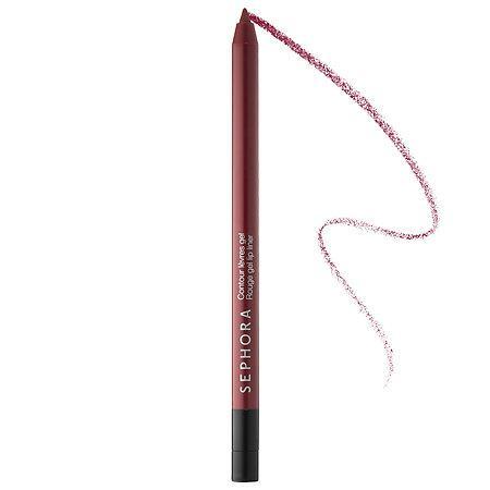Sephora Collection Rouge Gel Lip Liner 03 Rose Wine 0.0176 Oz