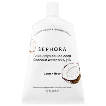 Sephora Collection Body Moisturizers Coconut Water 3.38oz/100ml