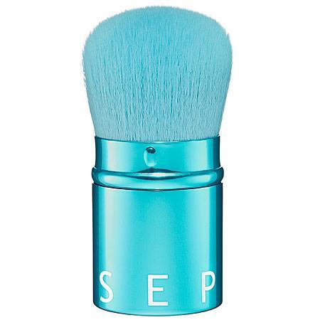 Sephora Collection Retractable Kabuki Brush Blue