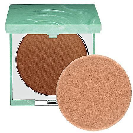 Clinique Stay-matte Sheer Pressed Powder Stay Sienna