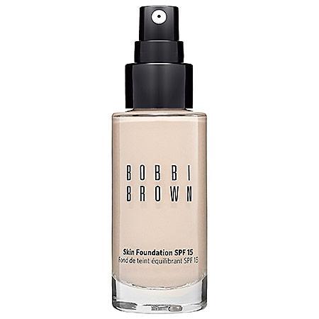 Bobbi Brown Skin Foundation Spf 15 Alabaster 00 1 Oz