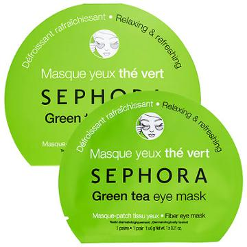 Sephora Collection Eye Mask Green Tea Eye Mask - Relaxing & Refreshing 0.21 Oz