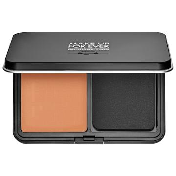 Make Up For Ever Matte Velvet Skin Blurring Powder Foundation Y535 0.38oz/11g