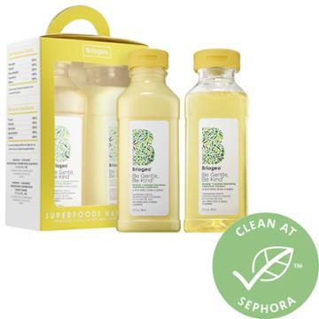 Briogeo Banana + Coconut Superfoods Shampoo & Conditioner Hair Pack