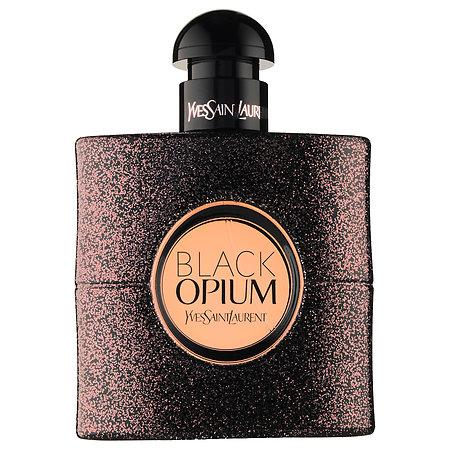 Yves Saint Laurent Black Opium Eau De Toilette 1.7 Oz Eau De Toilette Spray