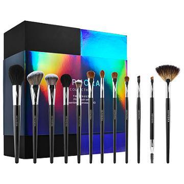 Sephora Collection The Vault Pro Brush Set 12 Brushes